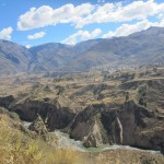 Wayrapunka - The finest example of Inca and pre-Inca terraces