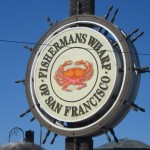 Fisherman's Wharf is famous for its seafood