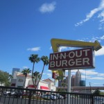 In and Out Burger - a popular West Coast Take Away Restaurant