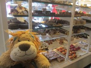 What amazing cake shops in St Kilda!