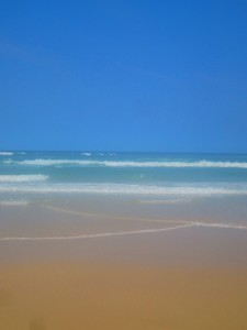 Fraser Island is a UNESCO World Heritage Site