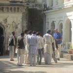 Alipura villagers still bow to the King