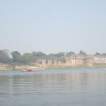 Allahabad - where the four holy rivers converge