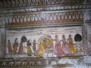 The Hindu epic - the Ramayana