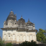 One of the man Khajuraho Temples