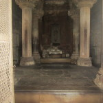 The four zones of the temple